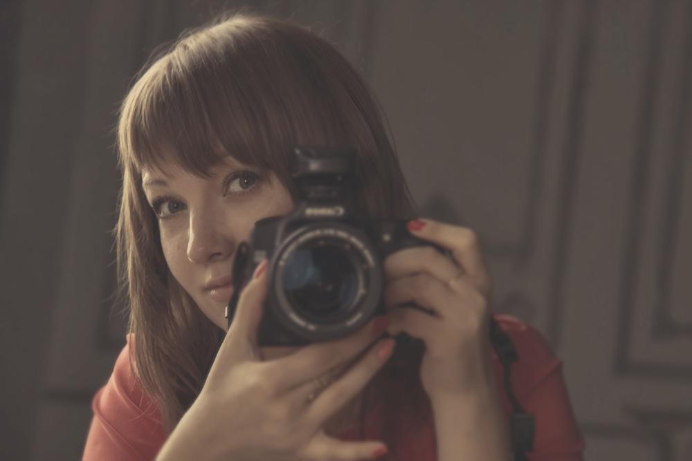 дизайнер и фотограф Елена Андреева